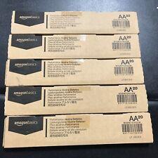AmazonBasics AA Performance Alkaline Batteries (100-Pack) 100-Pack