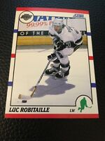 Luc Robitaille  Kings 1990-1991 Score #150