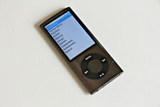APPLE iPOD NANO 5th GENERATION 8GB SLATE GREY, *** FREE REC DELIVERY.