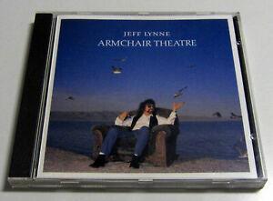 JEFF LYNNE - Armchair Theatre - CD 1990 - WEA - top Zustand