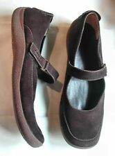 Marks and Spencer Mary Janes Suede Shoes for Women