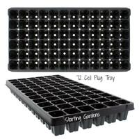 72 cell Plug Trays, (Qty. 10) Seed Starting trays, Cloning, Propagation