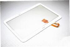 Digitizer écran tactile en verre Samsung Galaxy Tab 10.1 3 GT-P5210 P5200 blanc