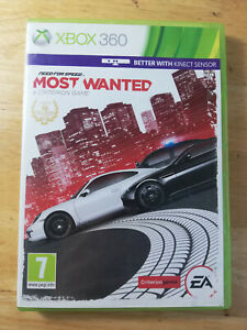 Need for Speed Most Wanted (Xbox 360) PAL