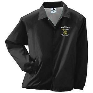 Shrine / Shriner Embroidered Coaches Jacket / Windbreaker 088-3100