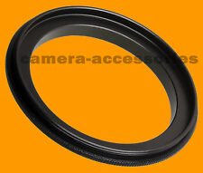 55m-55mm Male to Male Double Coupling Ring reverse macro Adapter 55-55 mm