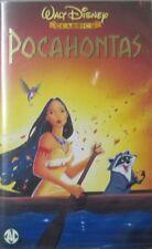 POCAHONTAS - WALT DISNEY CLASSICS - VHS