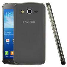 Samsung Galaxy Grand 2 Bumper Handyhülle Handytasche Schutz Hülle in schwarz