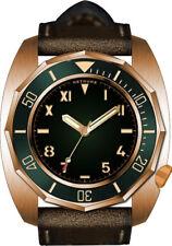 Nethuns Lava LB113 CuSn8 Bronze watch