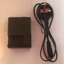 Genuine NIkon MH-25a MH25a Charger EN-EL15 D600 D610 D7000 D7100 UK mains lead
