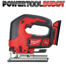 Milwaukee M18BJS-0 18v Heavy-Duty Top Handle Jigsaw Body,*NEXT DAY DELIVERY*15*