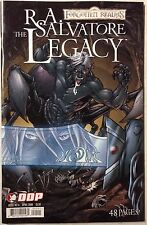 R. A. Salvator. The Legacy Forgotten Realms #2 A. (2008) First Printing Nm