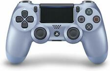 PlayStation 4 DualShock 4 Titanium Blue Controller [Sony PS4 Wireless Remote]
