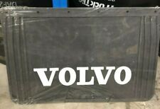 VOLVO TRUCK MUDFLAPS FM FH FMX FL FE 60X40CM FREE FITTING KIT