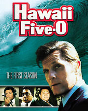 Hawaii Five-O - The Complete First Season (DVD, 7-Disc Set, used)