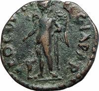 SEVERUS ALEXANDER 222AD Parium Parion Mysia Ancient Roman Coin EROS HERM i79949
