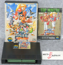 TOP HUNTER NEO GEO AES GOOD FREE SHIPPING SNK Ref/0301