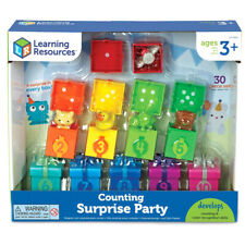 Learning Resources Counting Surprise Party Set Educational Toy