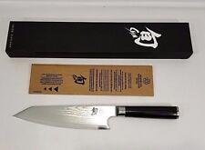 """SHUN Japan Classic 8"""" Kiritsuke Knife DM0771 VG Max NIB"""
