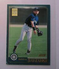 ICHIRO SUZUKI 2001 TOPPS #726 RC SURFACE ISSUES