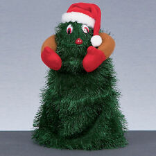 Novelty 30cm Musical Dancing Christmas Tree - Plays Jingle Bell Rock