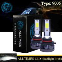 2x 9006 HB4 LED Headlight Bulbs Conversion Kit Hi/Lo Beam 6500K White Fog SUV XE