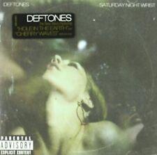 DEFTONES SATURDAY NIGHT WRIST 2006 CD ALTERNATIAVE METAL NEW
