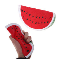 18CM Slow Rising Jumbo Watermelon Fruit Scented Squeeze Toy Gift、_viYJ