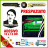 Adesivo GRETA THUNBERG Vinile Prespaziato Per Auto Moto Casco TUNING sticker