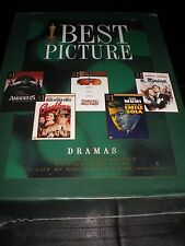 Best Picture Oscar Collection - Drama (DVD, 2005, 5-Disc Set) BRAND NEW SHRINK!!