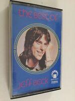 The Best Of Jeff Beck : Vintage Tape Cassette Album