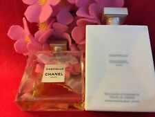 CHANEL 2018 NEW GABRIELLE BODY LOTION AND PARFUM AND GIFT SET SALE