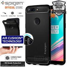 Spigen OnePlus 5T Rugged Armor Case Black