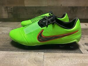 Nike Phantom Venom Elite FG Green Strike AO7540-306 SZ 9.5