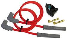 Msd 31009 Super Conductor Spark Plug Wire Set Watercraft Universal