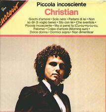 """CHRISTIAN """" PICCOLA INCOSCIENTE """" LP NUOVO (SUCCESSO) FONTANA"""