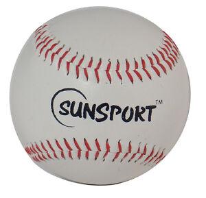 Baseball Ball mit Gummikern TOP NEU