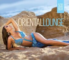 CD Oriental Lounge d'Artistes divers 5CDs
