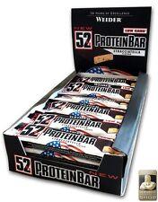 Weider 52 Protein bar 50g Riegel Mix (eur14 99/kg)