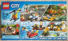 LEGO City 66559 Hero Ultimate Pack Target Exclusive 5 Sets In 1!!!