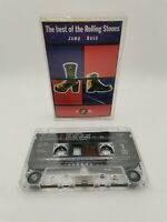 JUMP BACK - THE BEST OF THE ROLLING STONES 71 - 93 - TAPE CASSETTE ALBUM