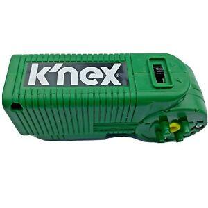 Knex Green Battery Powered Medium Speed Motor 45rpm K'nex Coaster Part Tested