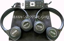 OEM 2014 - 2016 Range Rove Sport LR4 Car Entertainment 1 Remote/ (2) Headphones
