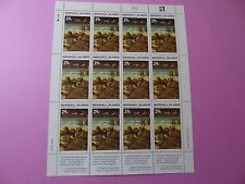 MH Marshall Islands * SC 292 WWII * Japanese Capture Guam * MNH * Sheet 12 * W27