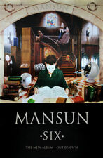 Mansun poster - Six
