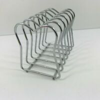 STAINLESS STEEL TOAST RACK 6 SLICE