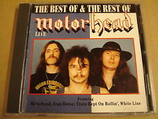 CD / THE BEST OF & THE REST OF MOTORHEAD