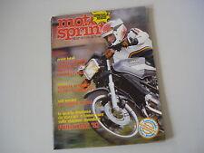MOTOSPRINT 46/1982 SUZUKI GS 650 GT/JAWA 350/YAMAHA XZ 550/GILERA 125 TG2 TG 2