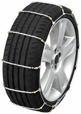 Quality Cobra Cable Tire Chains Snow Ice Traction Passenger Vehicle NEW