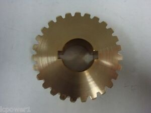 5-7180 Toro Gear-Worm 27T Used on Snowthrower 30544 31677 38080 57360